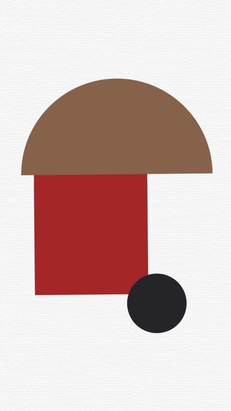 painting, minimalist, minimalism - lovasconcellos | ello