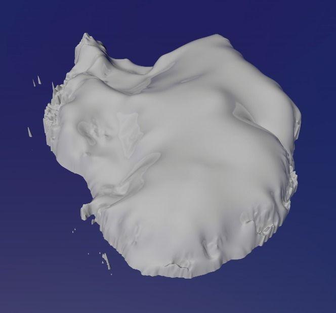digital, illustration, 3D, earth - marine_drouan | ello