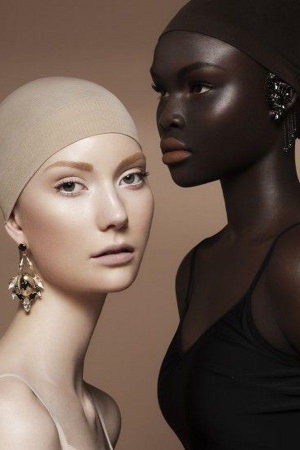 Black White Girls Fashion Model - kh-zain | ello
