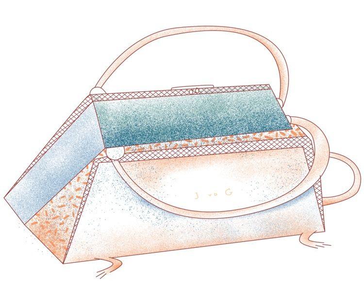 handbag carefully chosen doubt  - cesdavolio | ello