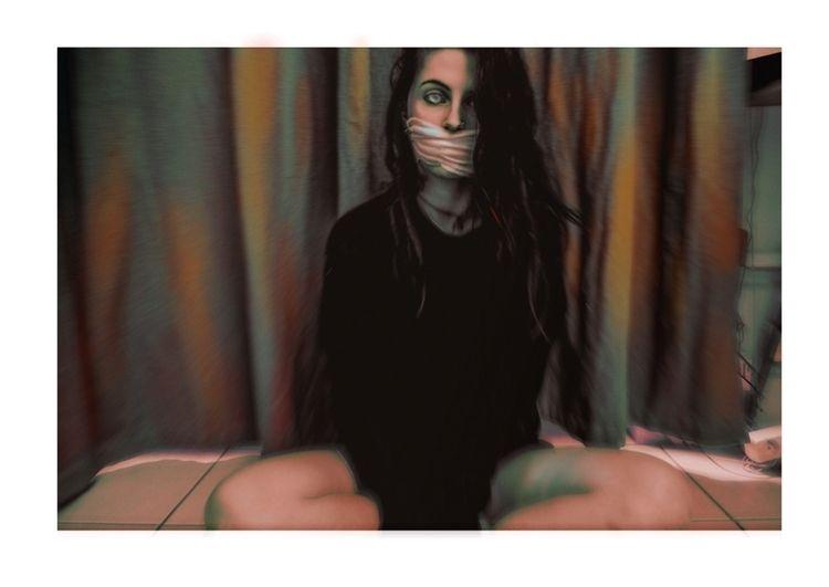 contemporaryart, psychedelicart - asylum_of_spirits | ello