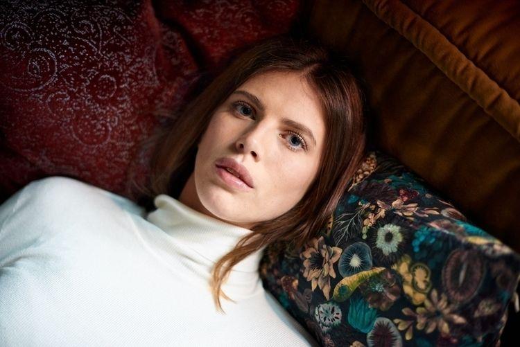 Nina - portrait, bw, munich, monochrome - jensfrankephotography | ello