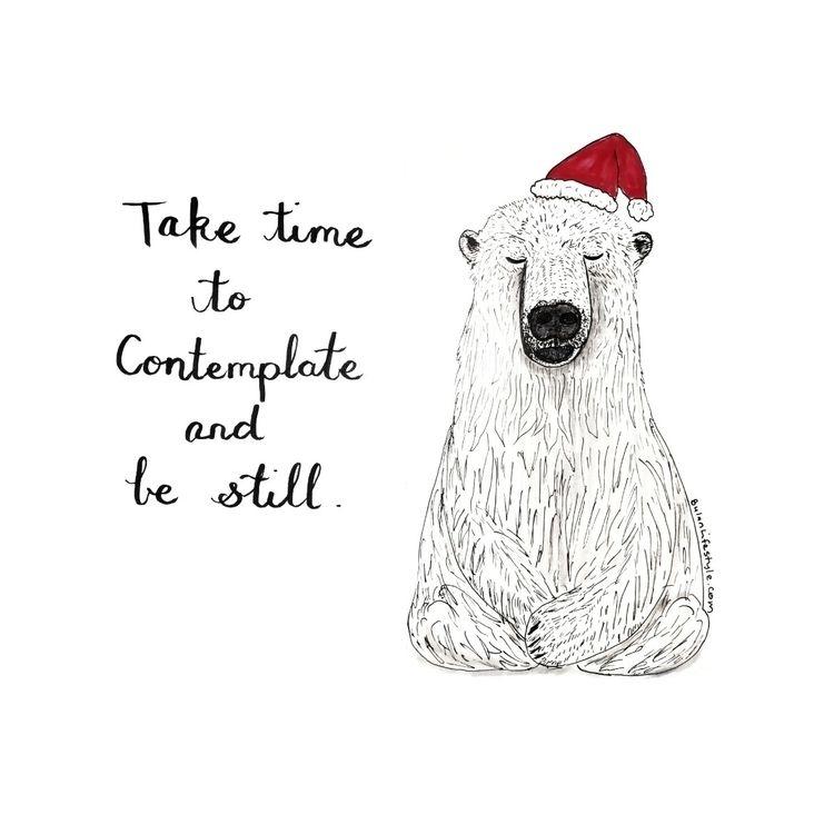time contemplate Sketch day 117 - bulanlifestyle   ello
