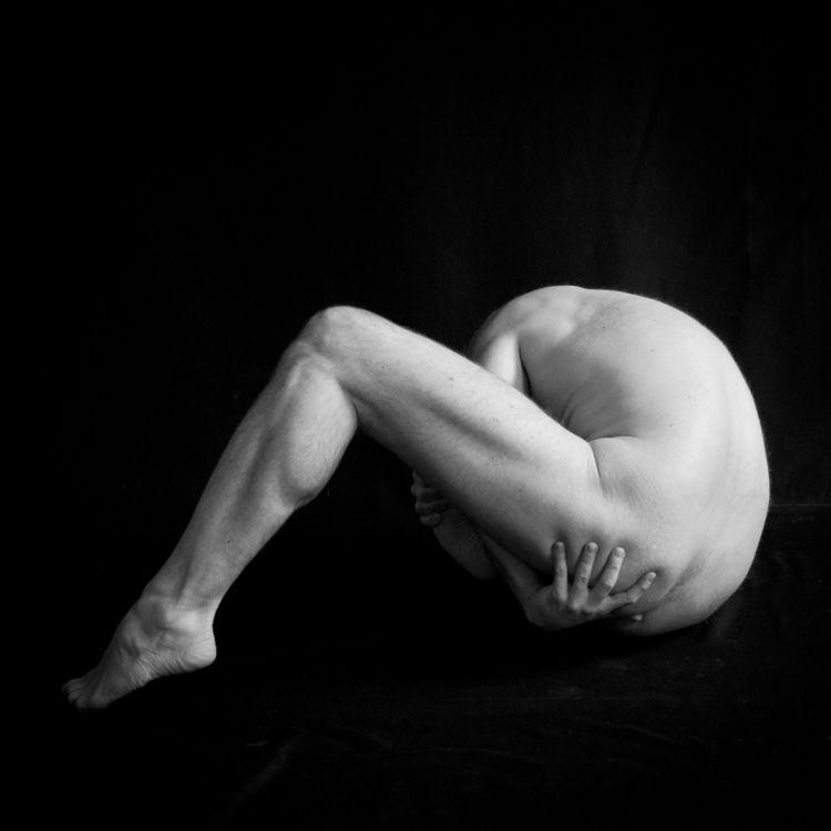 Body Study - selfportrait, artnude - crabar | ello