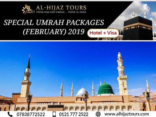 occasion enjoyable February Umr - alhijaztours | ello