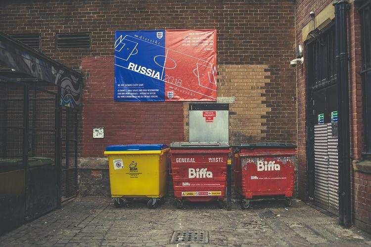 Waste, Leeds (2018 - photography - markerwrisberg | ello