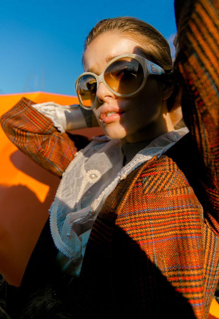 Gucci Model: Sara Slagle MUA: S - joellerosen | ello