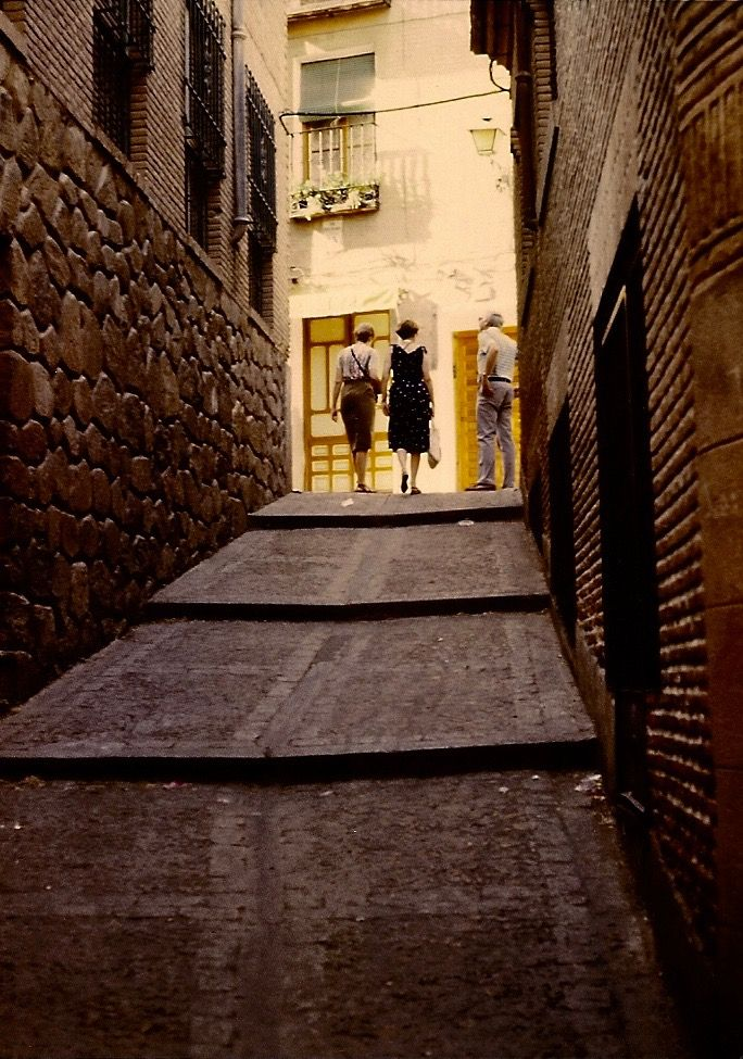 Toledo, Spain August, 1984 - twogreenthumbs | ello