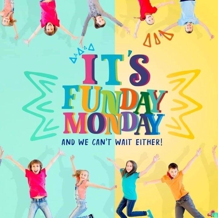 Fun stops Join Monday. Monday,  - funcitycomeplay | ello
