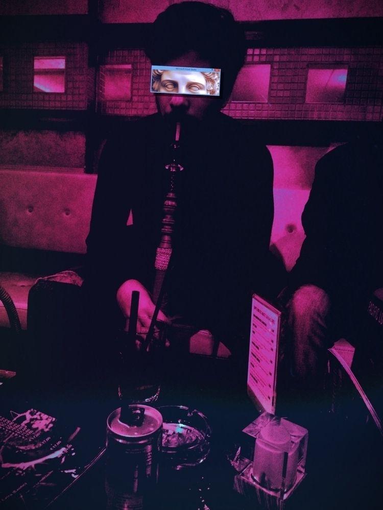 vaporwave, hookah, shisha, nightlife - mrnigthcall | ello