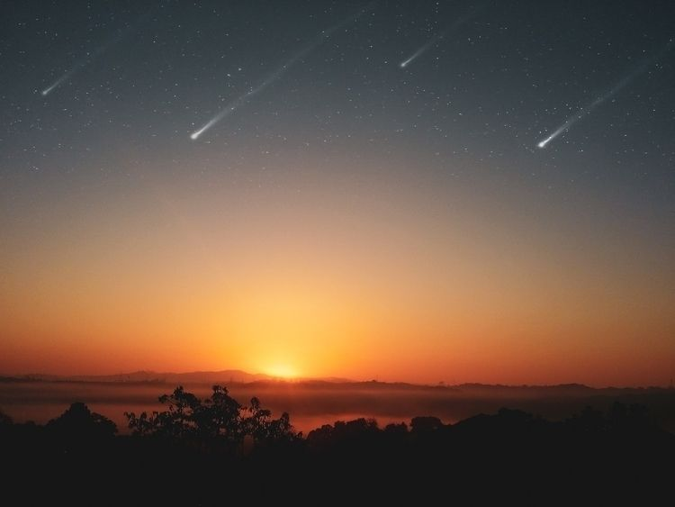 real - sunset, sun, sunrise, sunshine - felipehelfstein | ello