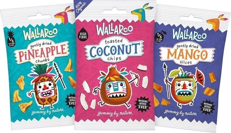 Delighted Wallaroo packaging de - stevesimpson | ello