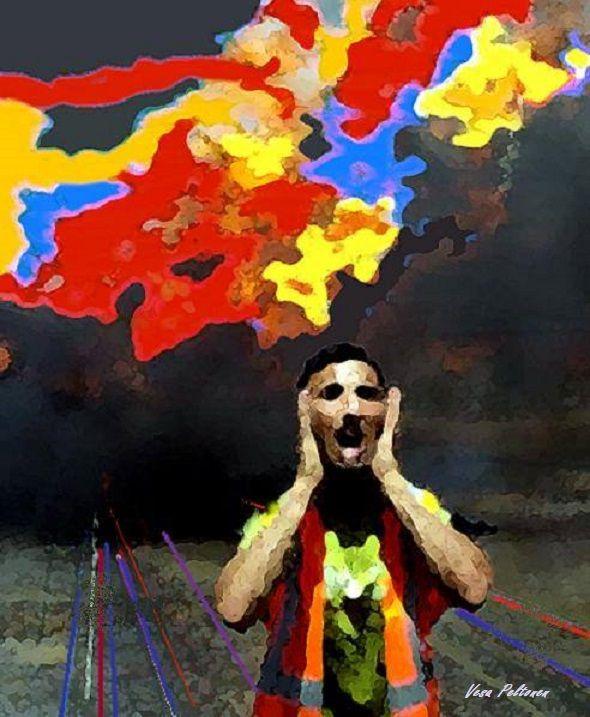 Scream Rages [Stop Wars - vesa25 | ello
