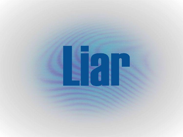 Liar - liar, photography, manipulation - johnhopper | ello