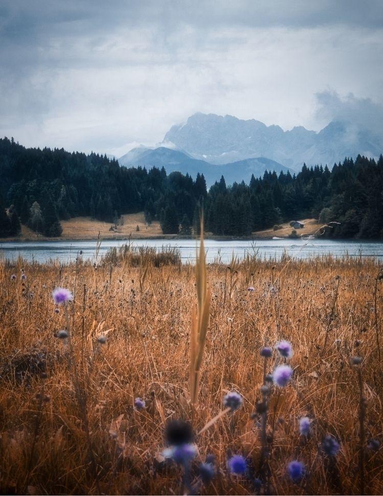 Dreamy Landscape- Lake Geroldse - rafray | ello