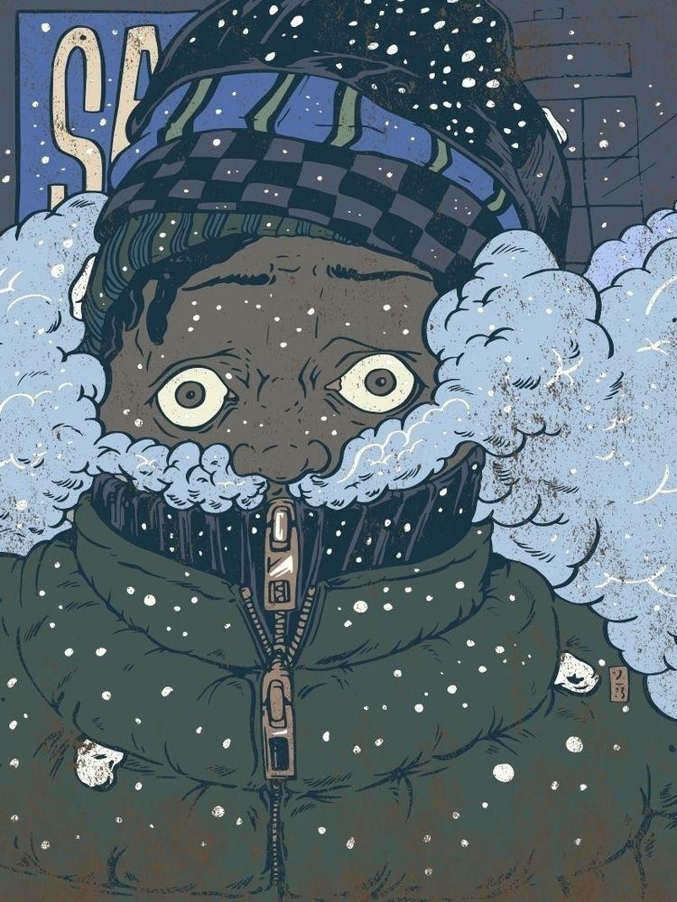 Winter - thomcat23   ello