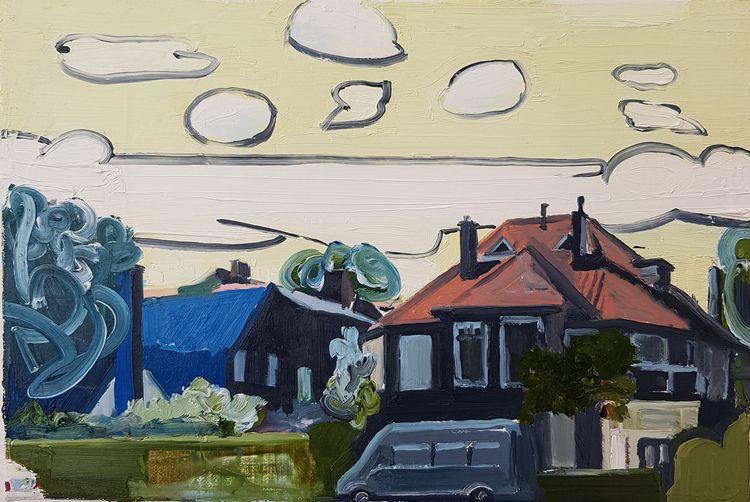 (untitled) landscape dutch vill - albertzwaan | ello