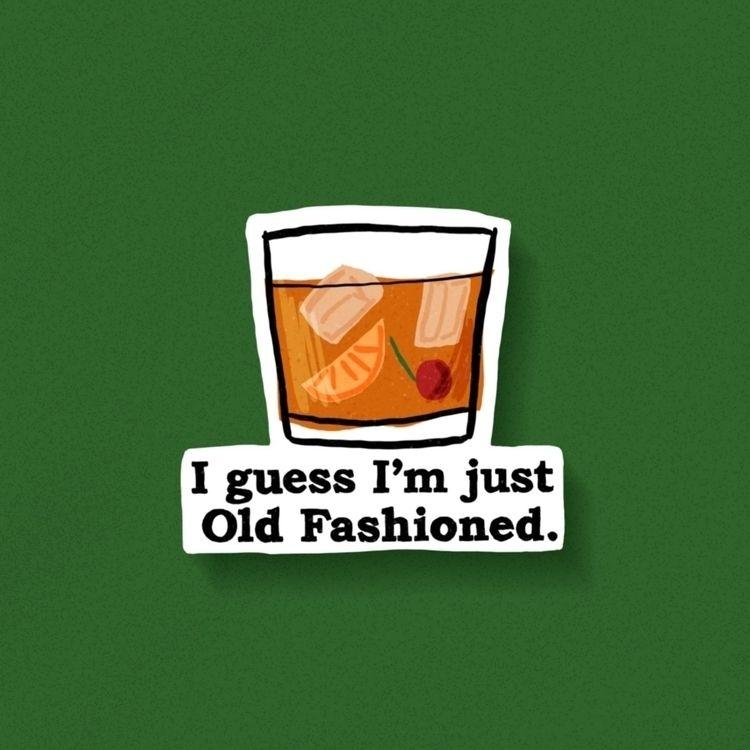 oldfashioned, whiskey, bourbon - timmillerdesign | ello