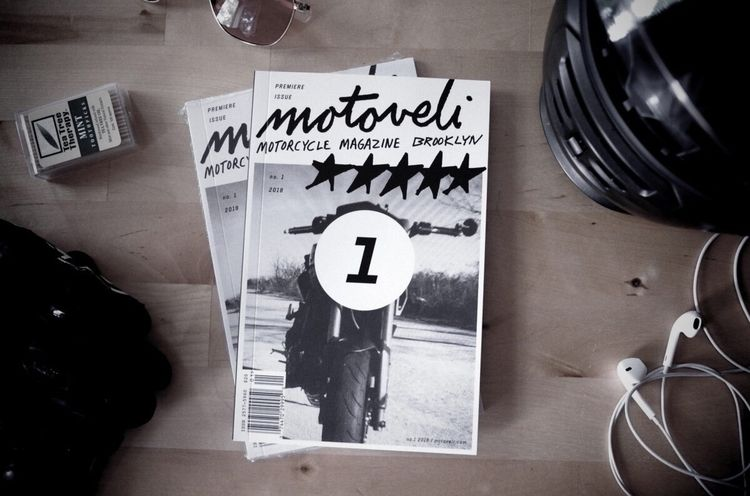 motorcycle, magazine, brooklyn - ryansnelson | ello