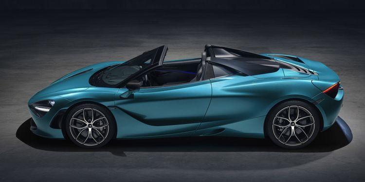 McLaren 720S Spider accomplishe - evlear | ello