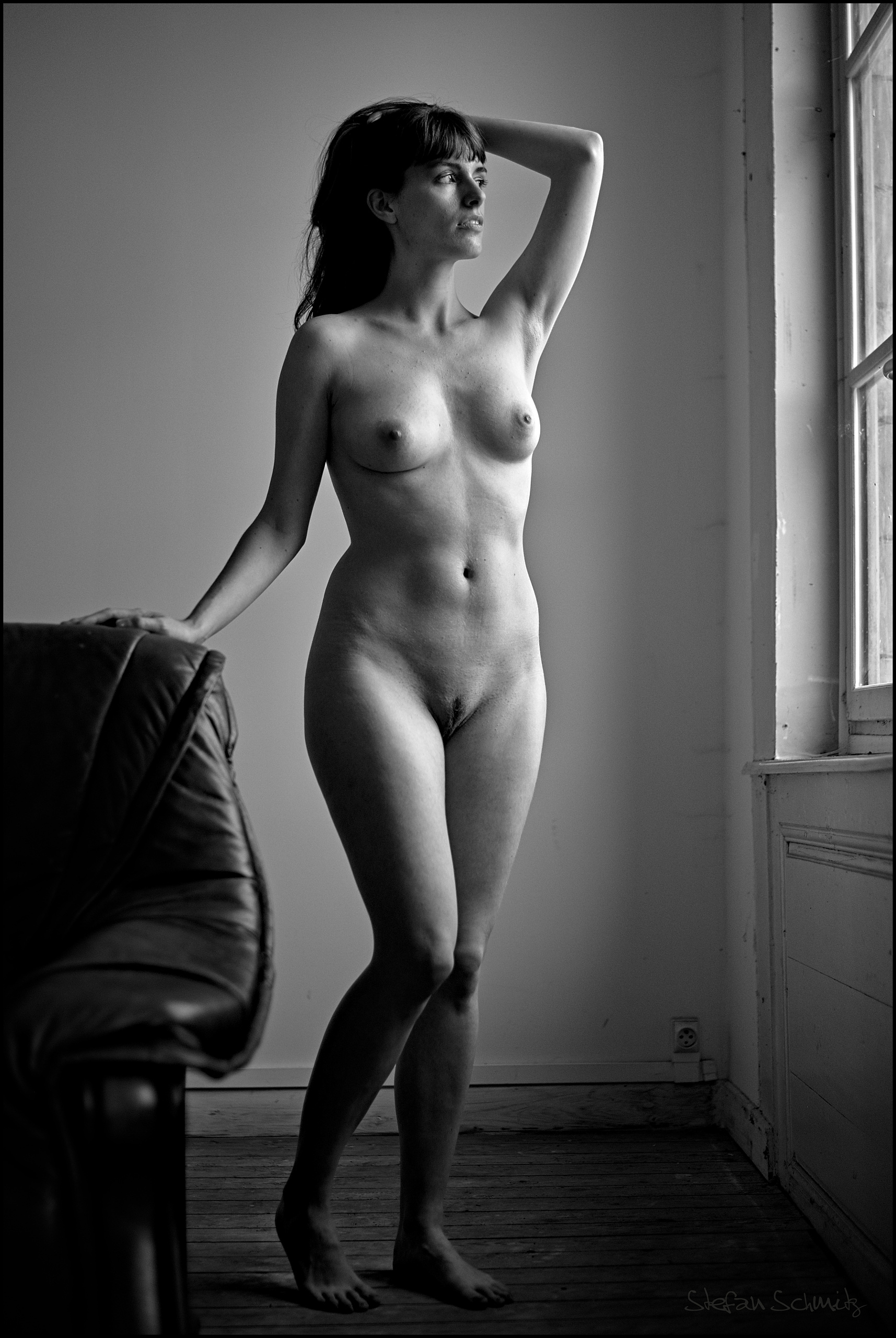 Alice - nsfw, model, nude, shaved - whatstefansees | ello
