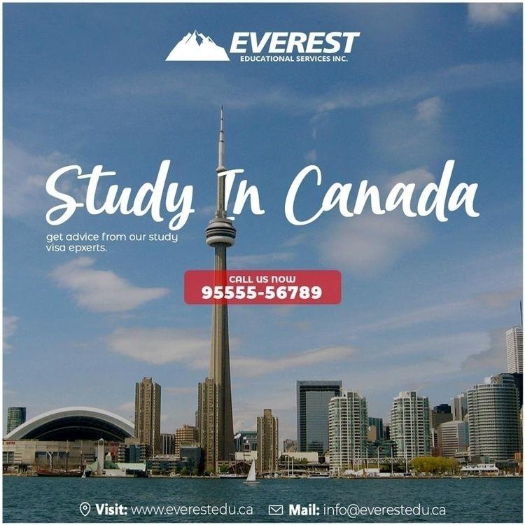 Study Visa Consultants Delhi. p - everesteducational | ello