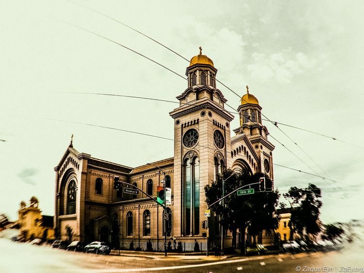 Church San Francisco - church, sf - zaqueeyn | ello