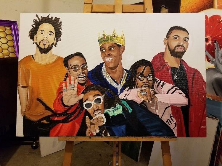 favorite rap artists - salvadordesigns   ello