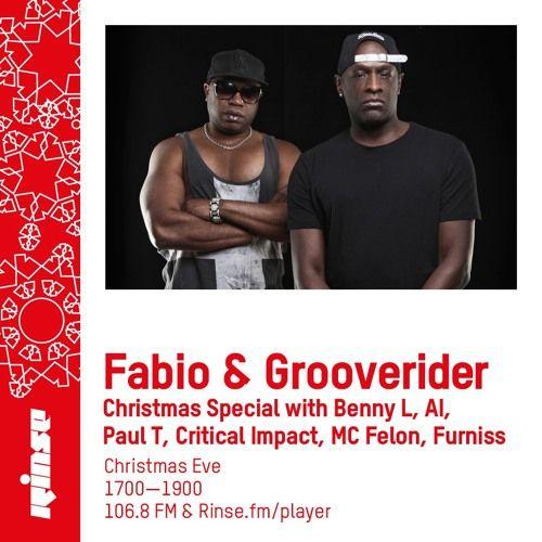 Fabio Grooverider Rinse FM 2018 - core-news | ello