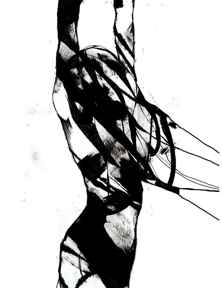 Digital Piece (mixed media: pen - ericperez | ello