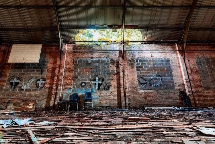 Wood flooring  - abandon_seekers_ - brandtimages   ello