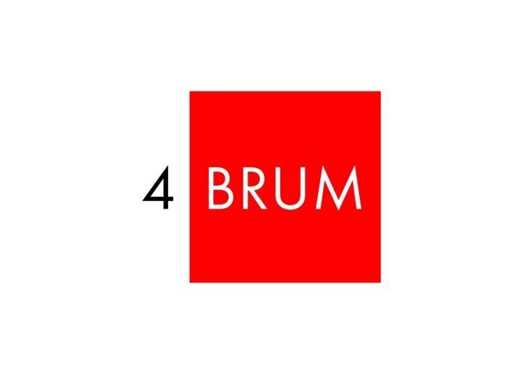 4Brum Logo Design - logodesign, graphicdesign - 4brum | ello