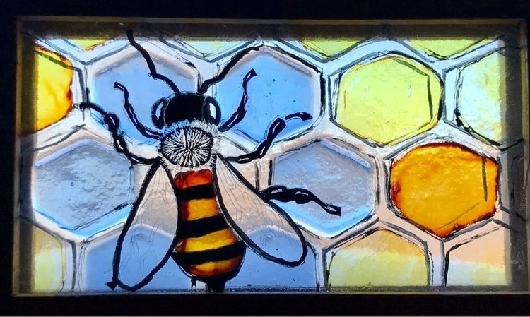 Happy Year - bees, soul, dwell, inspirationseed - loubeeferguson | ello