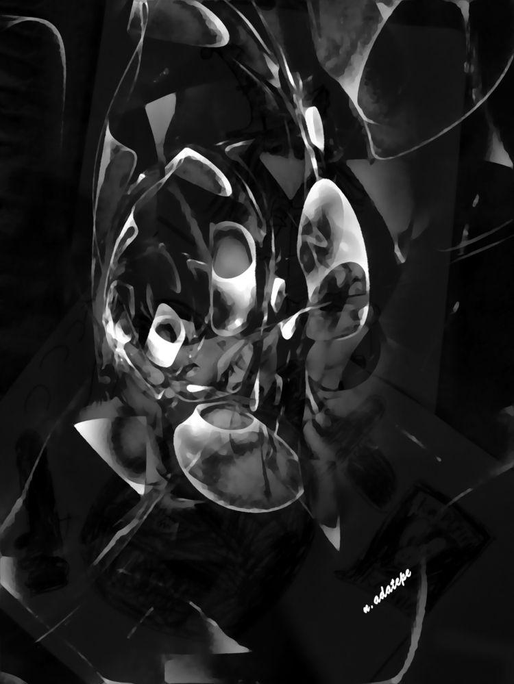Childish dreams - art, digital, digital_art - nadatepe | ello
