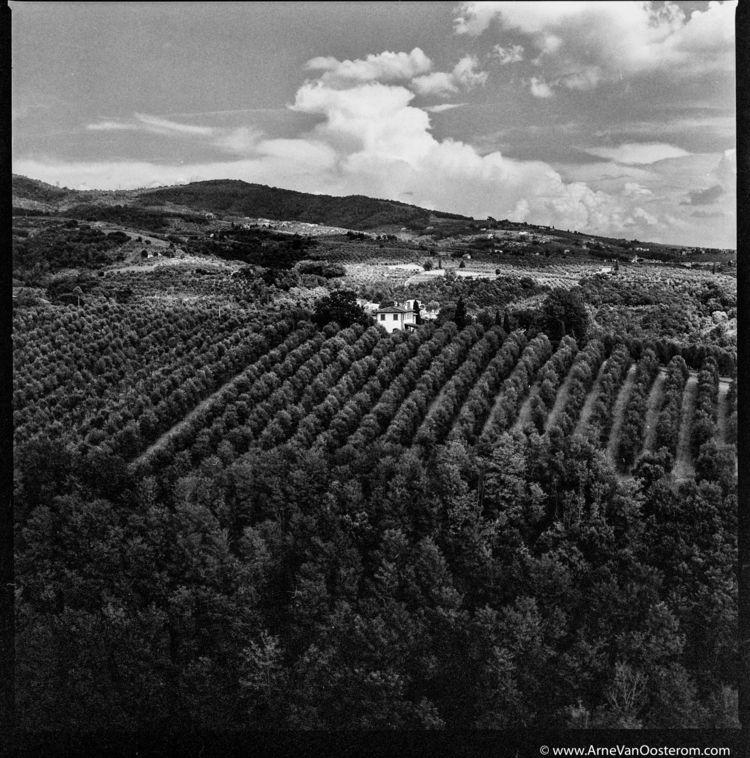Tuscany, Italy, Blackandwhitephotography - arnevanoosterom | ello