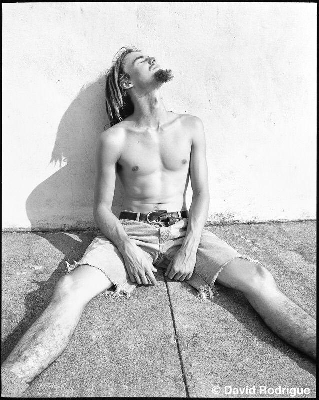 Eric, Orleans 1994 - portrait, artmodels - djrstudios | ello