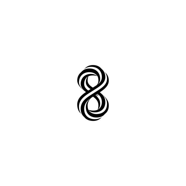 36daysoftype, 36days_8, typography - thefalconking | ello