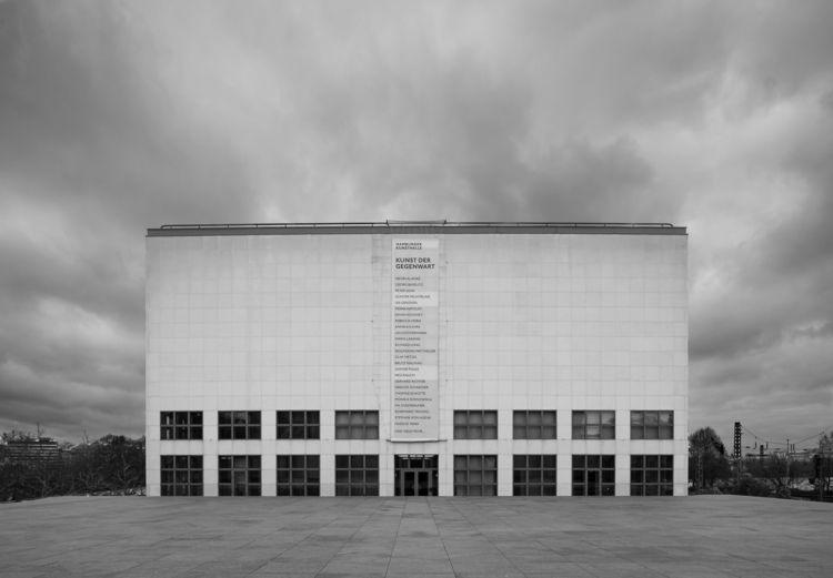 Cube - Hamburg Kunsthalle - photography - anttitassberg | ello