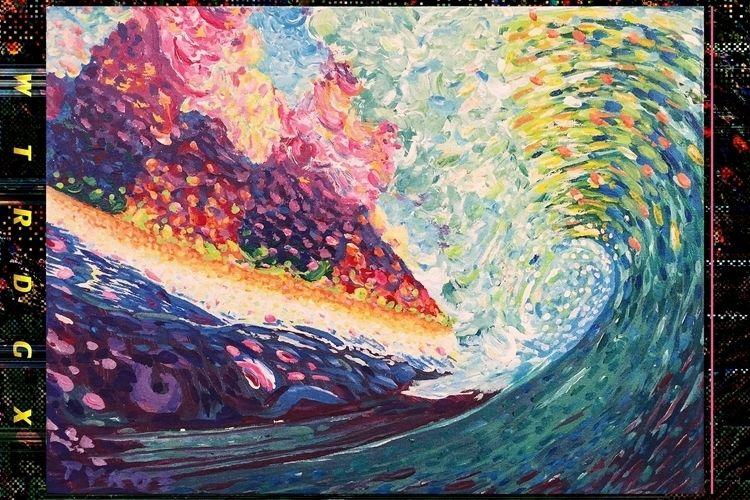 Swello - paint, glitch, impressionism - tykoe | ello