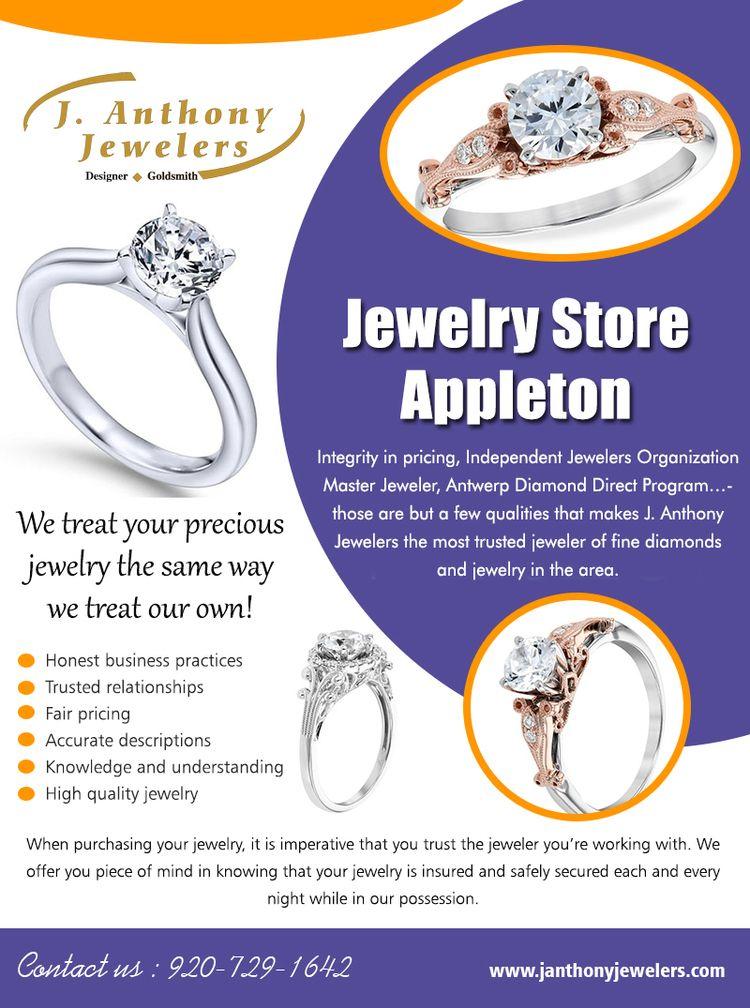 Jeweler Appleton care magnifice - jewelrystoreappleton | ello