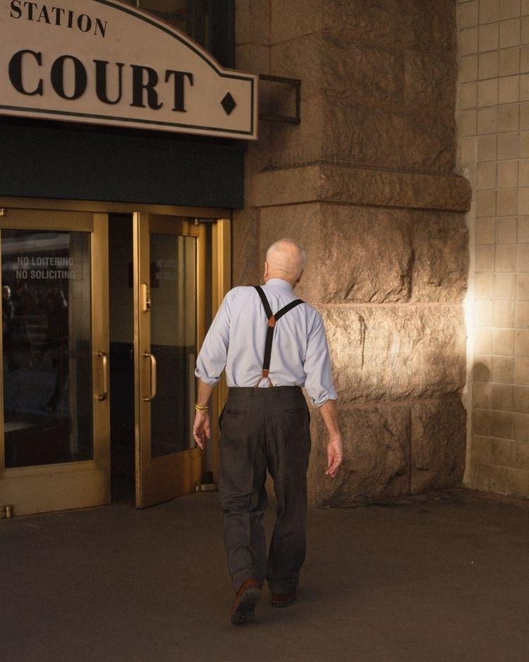 Court date - soloportraits | ello