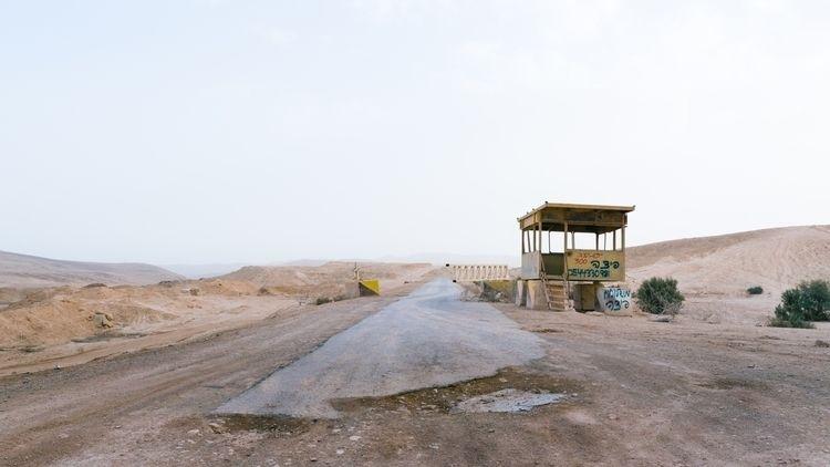 Military Road, Judean Desert *  - dariosanchez | ello