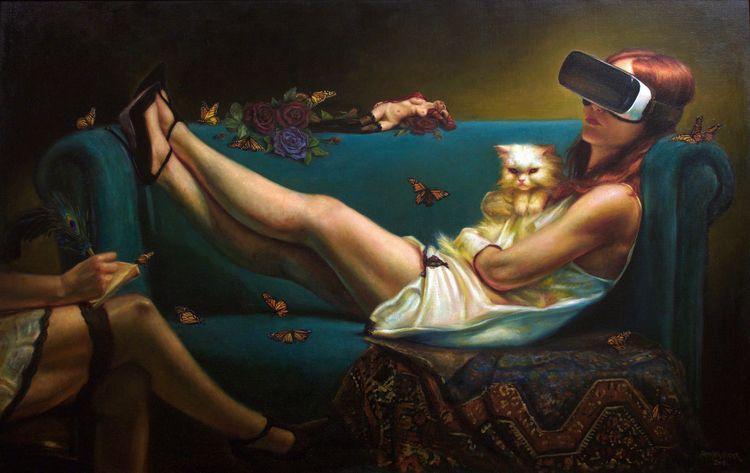 Amazing paintings York City bas - nettculture | ello