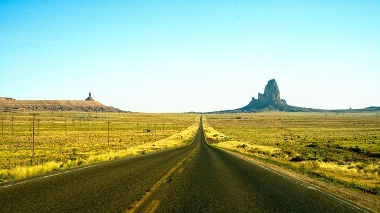 Direction Arizona 2012 - landscape - imeldouze | ello