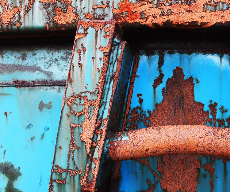 photography, simple, rust, decay - adall | ello