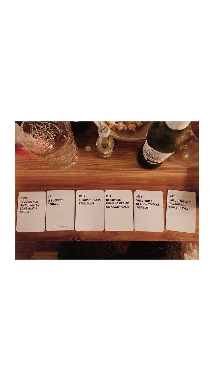 Saturday evening drinks - beneaththepines | ello