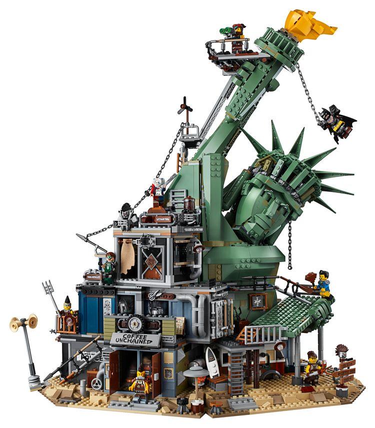 LEGO Movie 2 Apocalypseburg set - bonniegrrl | ello