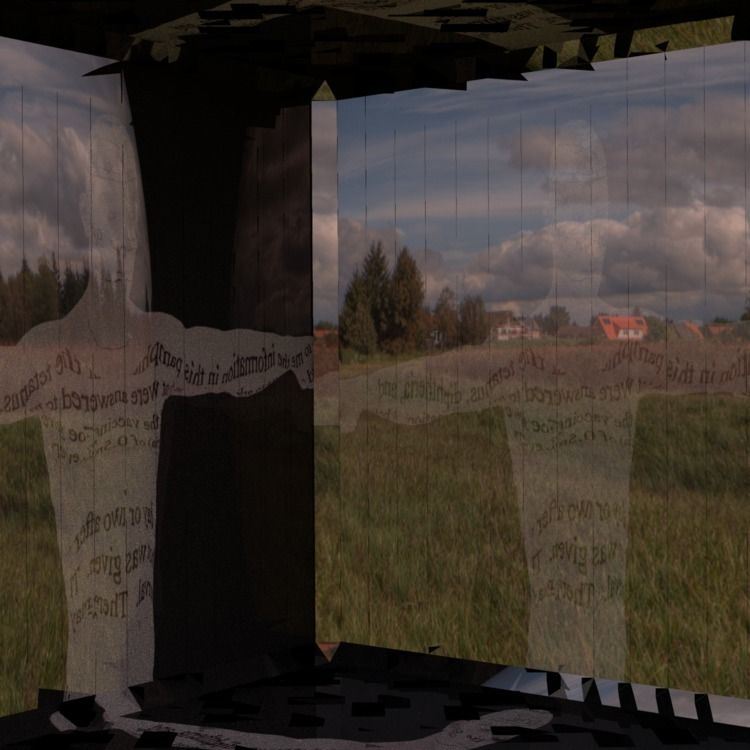 Memories Visions Farm - blender - hesiod | ello