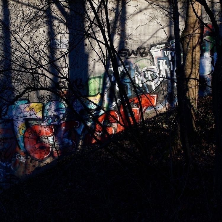 Semiosis - photography, graffiti - marcushammerschmitt | ello