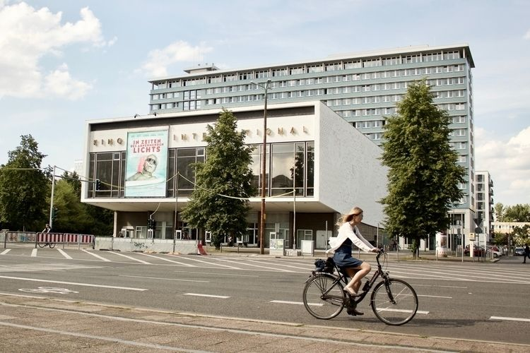 Kino International Berlin - cinema - hannesb | ello